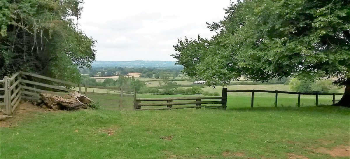 view from near Chastleton