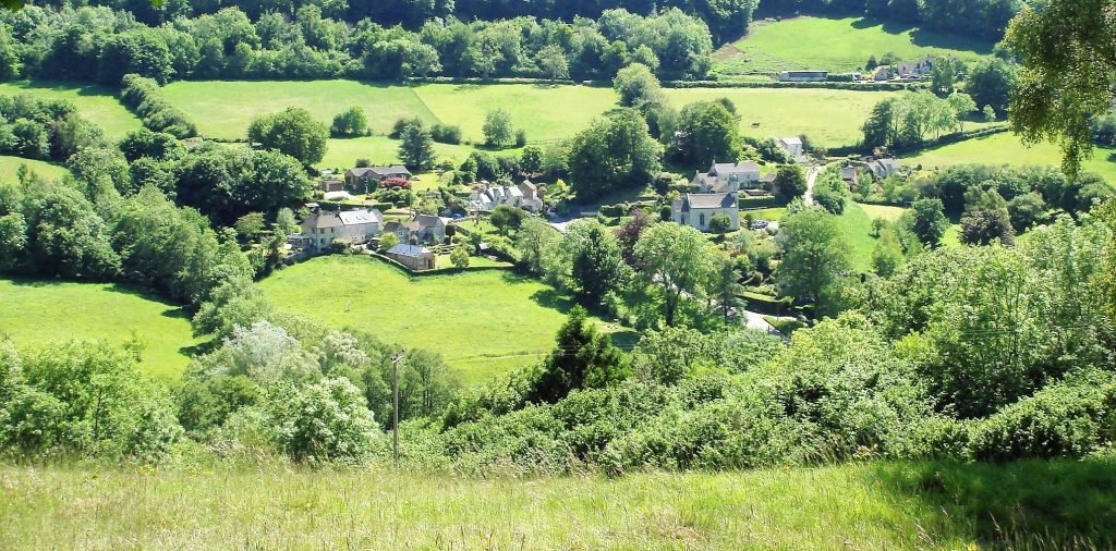 view of Sheepscombe